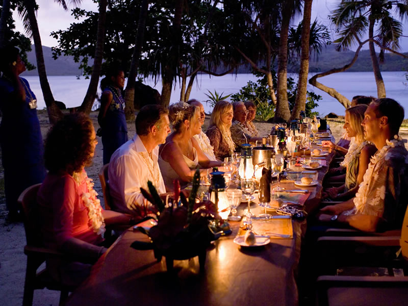 Turtle Island Fiji Ultimate Island Getaway 7 Days